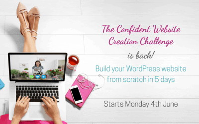 [FREE CHALLENGE] Build your website from scratch in 5 days