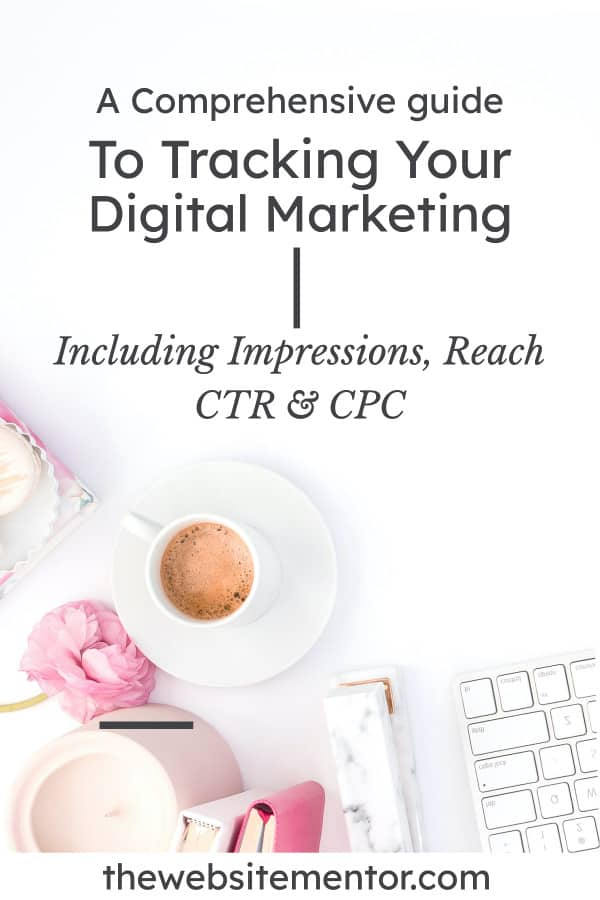 Which digital marketing metrics are the most important to track