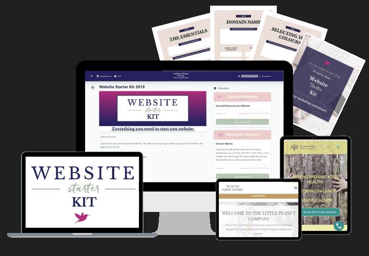 Website Starter Kit