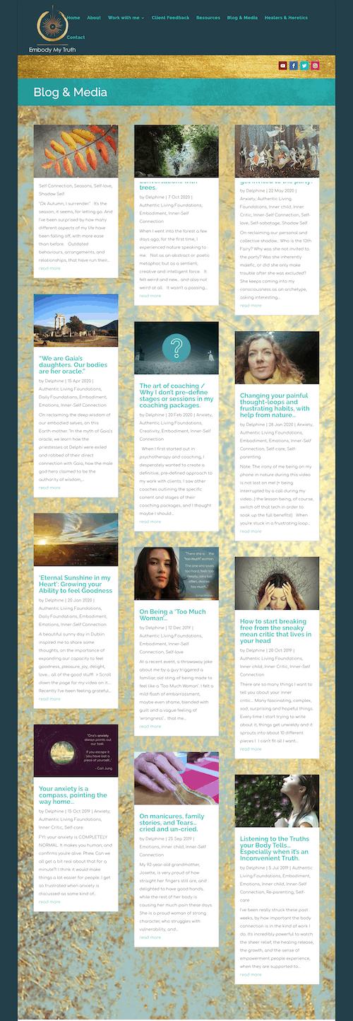 Delphine's blog
