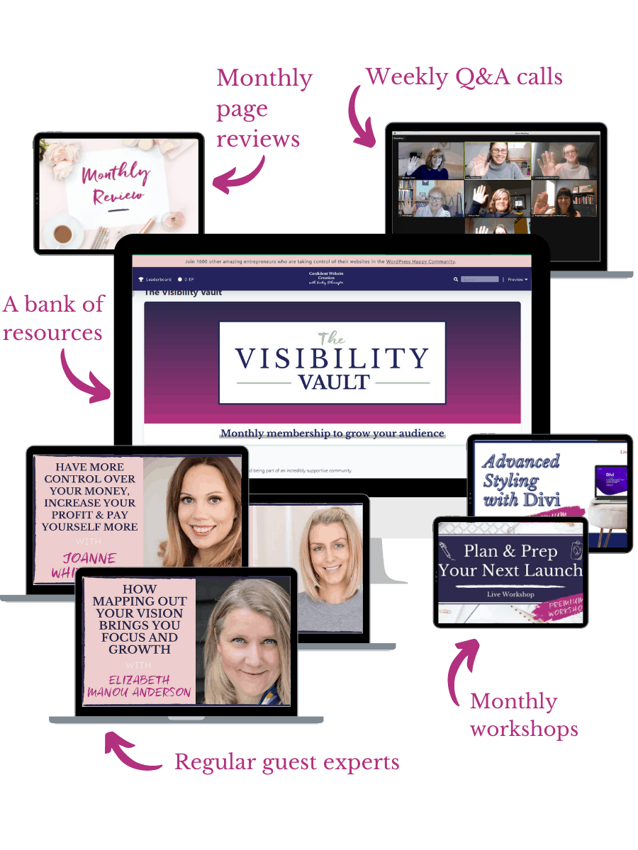 The Visibility Vault