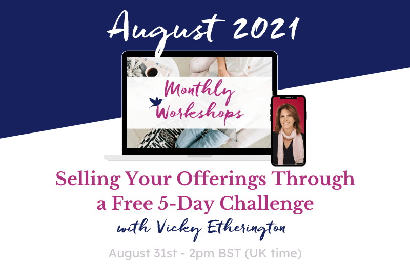 Monthly Workshop - August21