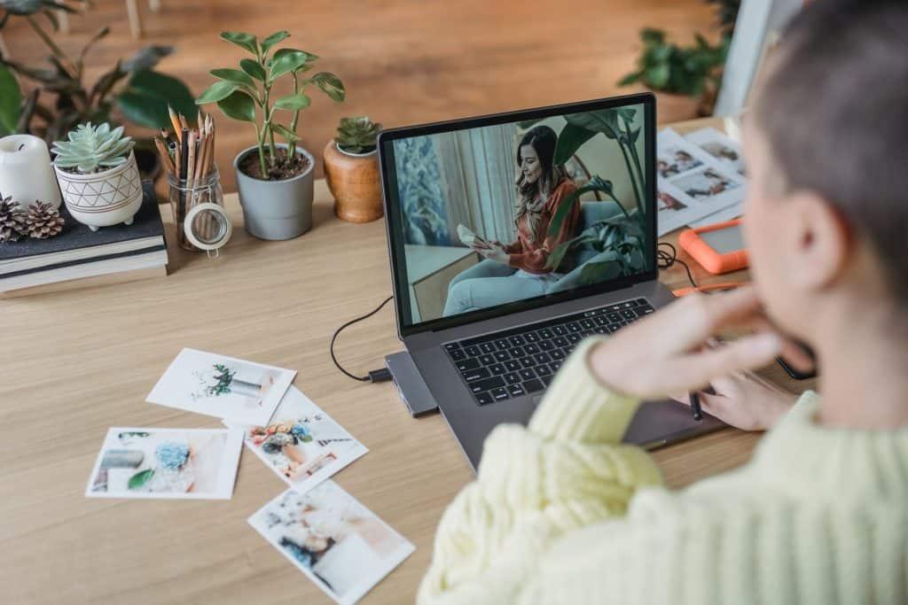 best practise for website images vs print